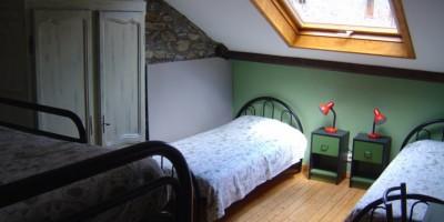 Chambre 3 Gîte 1