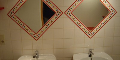 Salle de bain Gîte 1