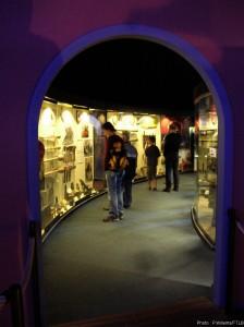 1 vitrine du War Museum