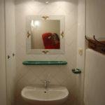 Les Lhommalinnes gite 2 cabinet de toilette