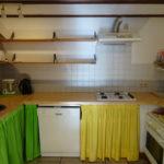 Les Lhommalinnes gite 2 cuisine