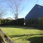 Les Lhommalinnes jardin du gite 2