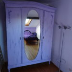 Les Lhommalinnes gite 1 armoire chambre 1
