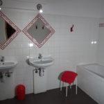 Les Lhommalinnes gite 1 salle de bains