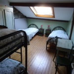 Les Lhommalinnes gite 1 chambre à 4 lits