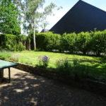 Les Lhommalinnes Gite 2 jardin au soleil